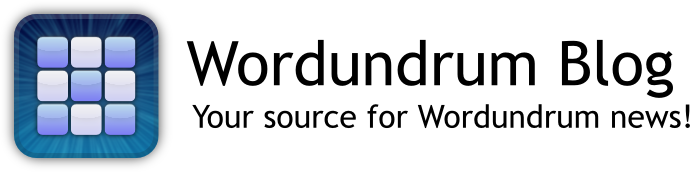 Wordundrum - Love word puzzles?